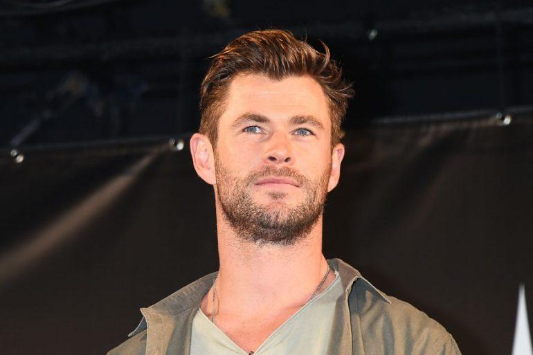 barba al estilo Chris Hemsworth - GettyImages