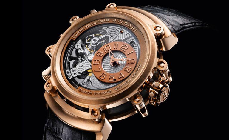 relojes más caros Bvlgari