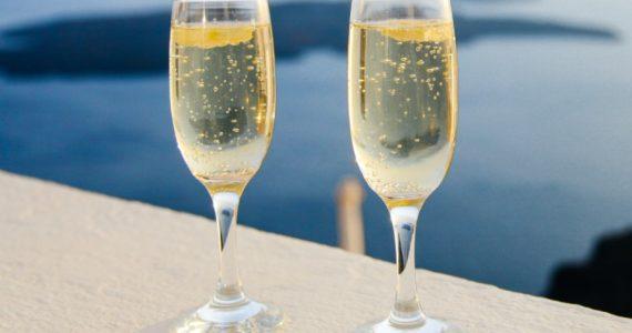 cocteles de champagne -unsplash