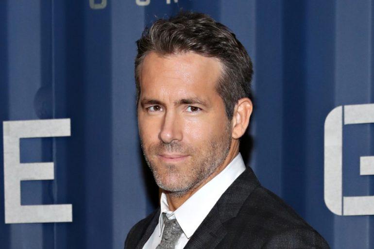 entrenamiento de Ryan Reynolds - GettyImages