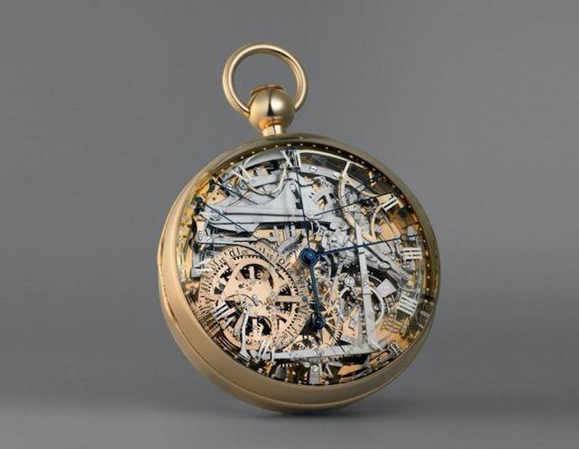 Marie Antoinette relojes más caros del mundo
