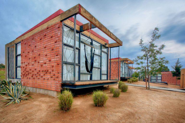 hotel valle de guadalupe Foto_ Maglen Resort