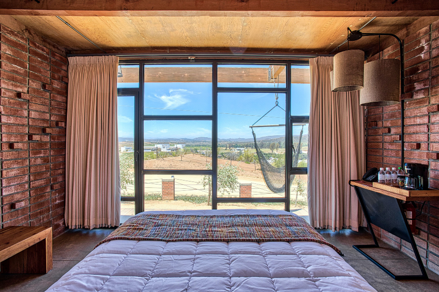 hotel valle de guadalupe foto cortesía Maglen Resort