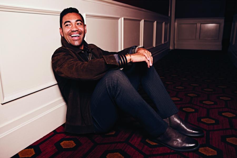 Marco Fabían, New York, entrevista con Esquire.