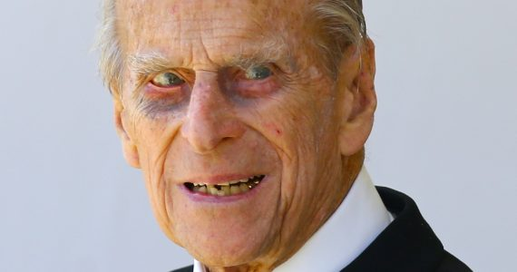 príncipe Felipe ingresado hospital Getty Images