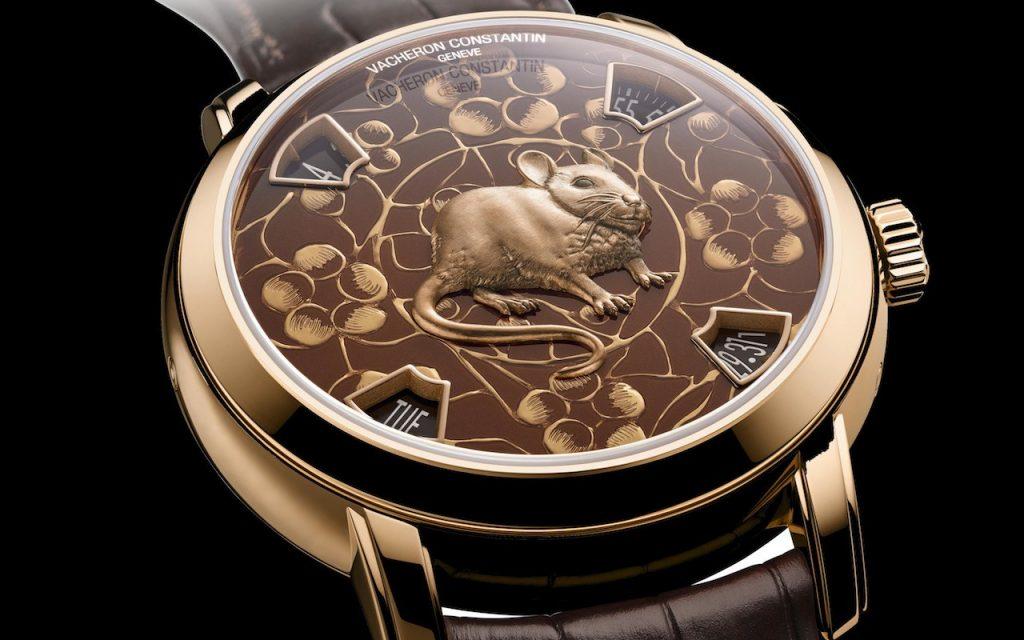 que es año de la rata Reloj Vacheron