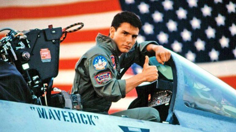 top gun Maverick Foto Paramount