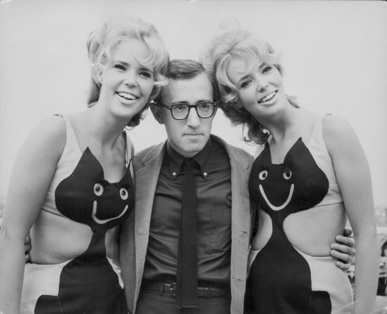 woody allen foto Getty Images