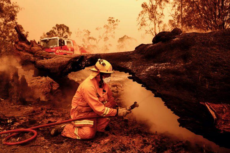 5 cosas incendios australia Getty Images