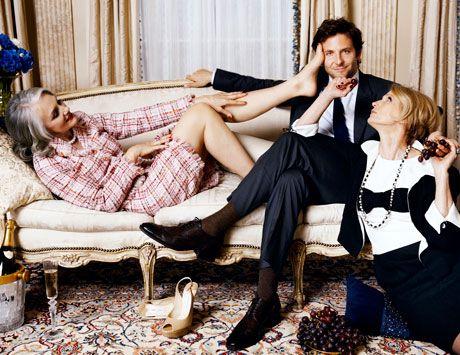 Bradley Cooper Esquire Entrevista
