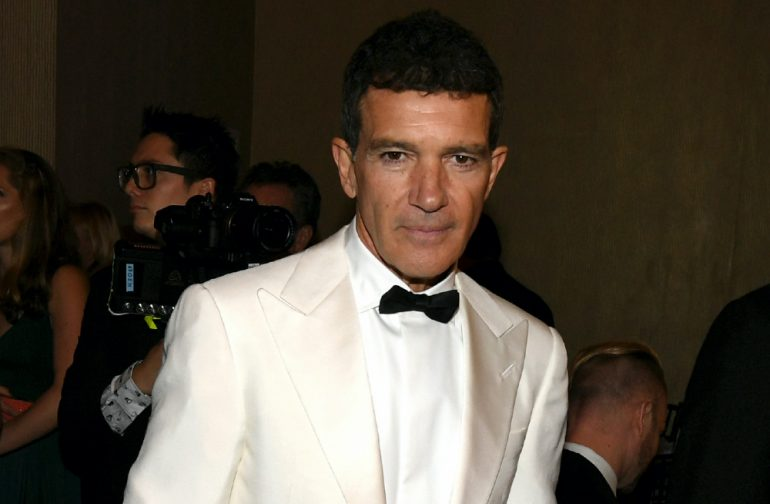 Antonio Banderas persona de color foto Getty Images