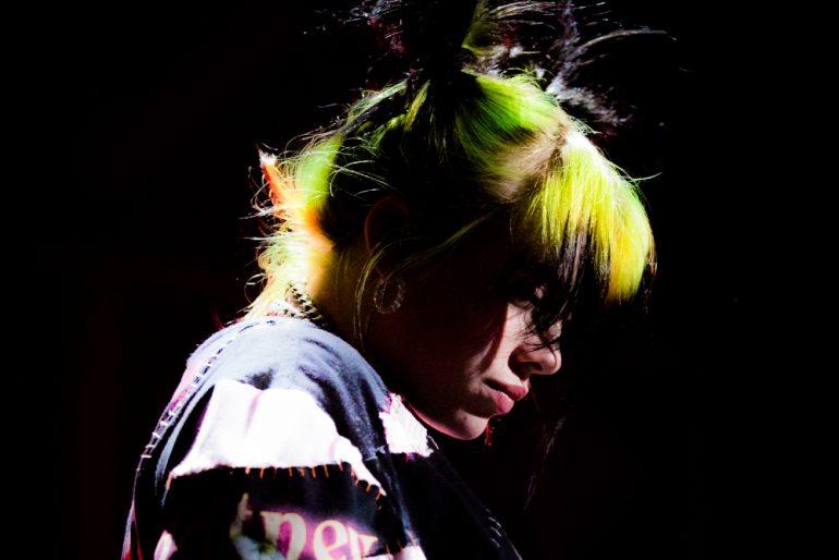 Billie Eilish No Time Die Foto_ Getty Images