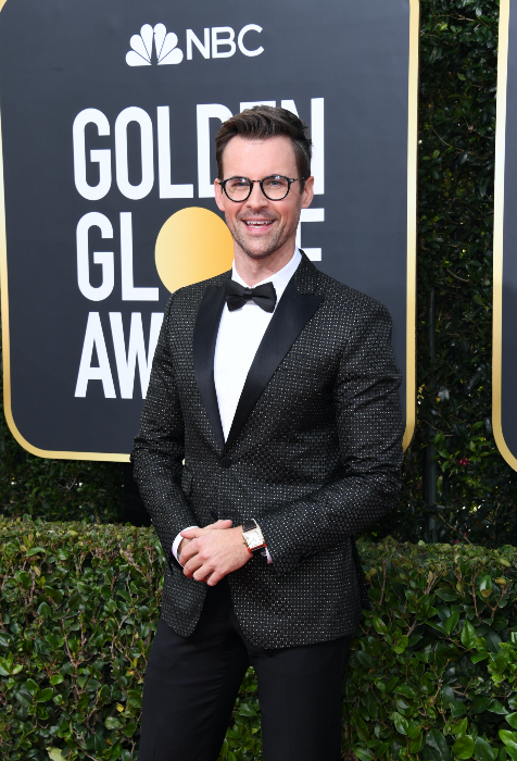 Brad Goreski foto Getty Images