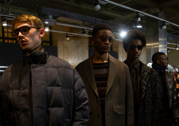 Zegna Winter 2020 Fashion Show