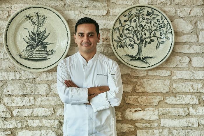 Chef Miguel Gomez foto cortesía