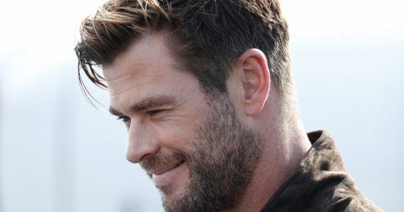 Chris Hemsworth millón de dólares foto Getty Images