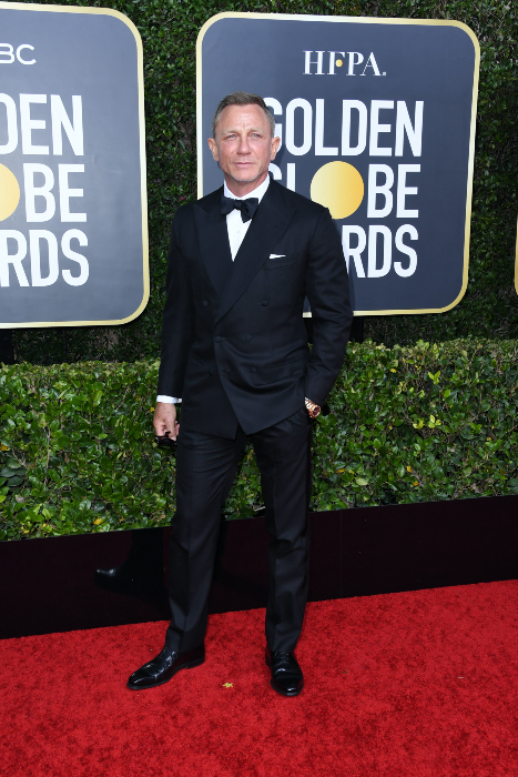 Daniel Craig foto Getty Images