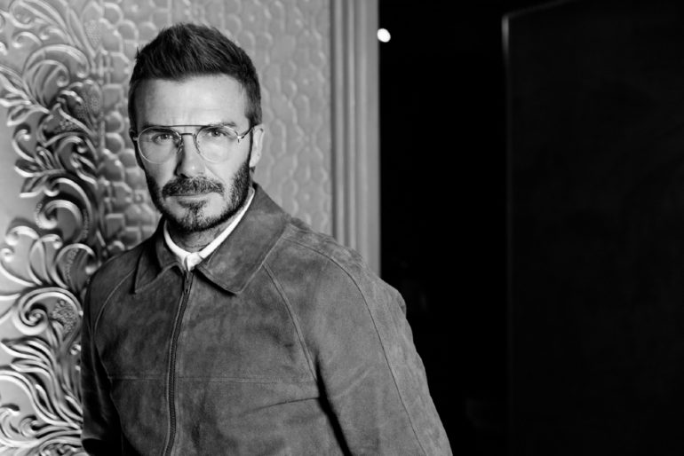David Beckham eyewear - Foto Cortesia