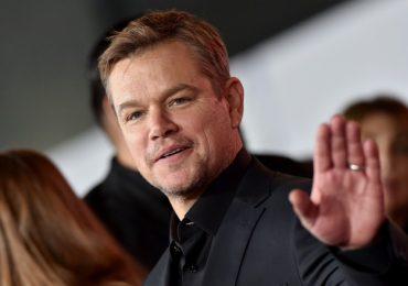 Entrevista Matt Damon - GettyImages