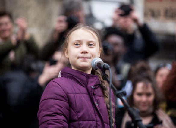 Greta Thunberg 2020 Foto Getty Images