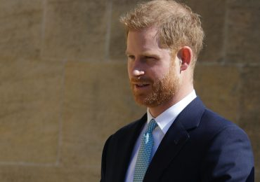 Harry Windsor tristeza Foto Getty Images