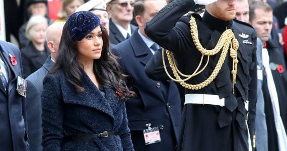 Harry y Meghan renuncia alteza real Getty Images