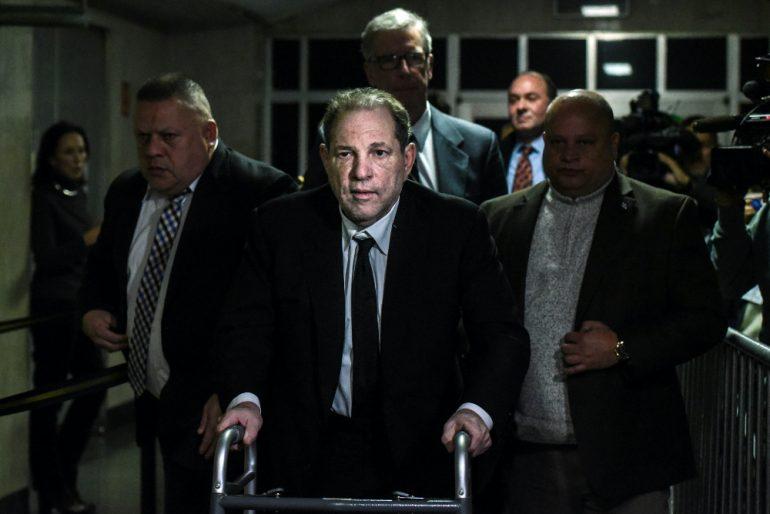 Harvey Weinstein inculpado Foto_ Getty Images