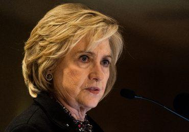 Hillary Clinton Donald Trump Sundance Foto Getty Images
