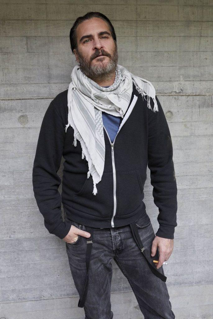 Joaquin Phoenix foto por: Juergen Teller Esquire