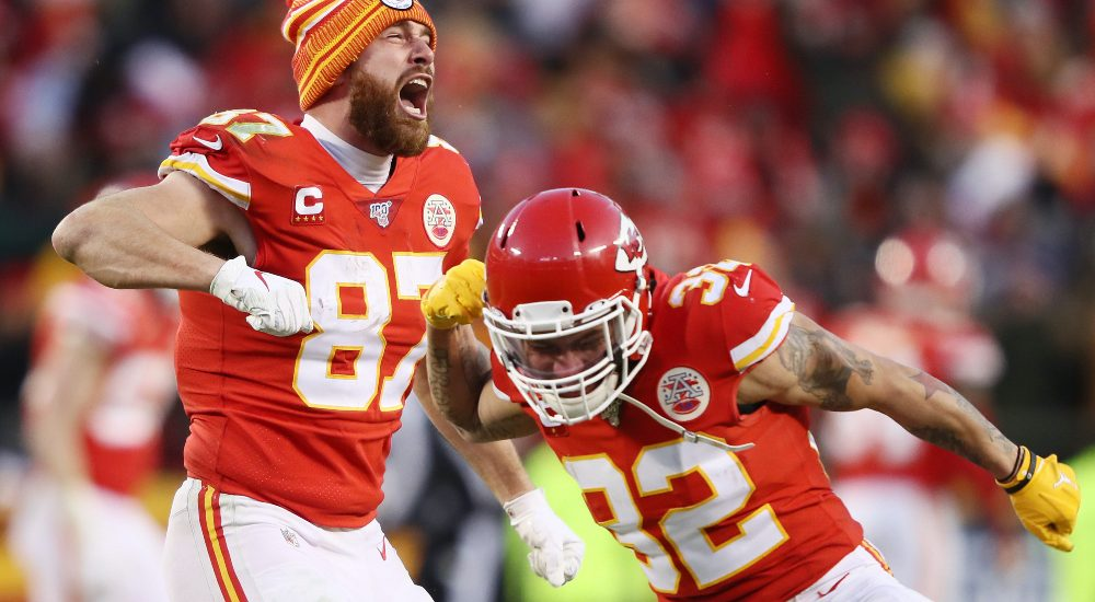 Kansas City Chiefs SuperBowl Getty Images