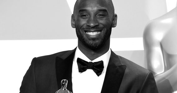 Kobe Bryant en accidente en Calabasas Getty Images