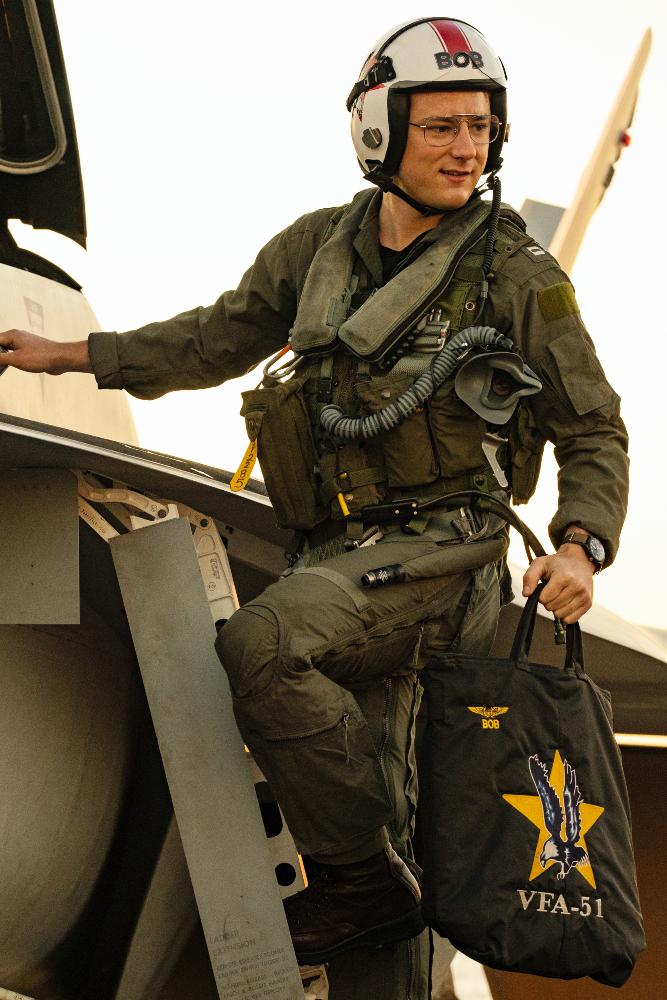 Lewis Pullman protagonistas Top Gun Maverick