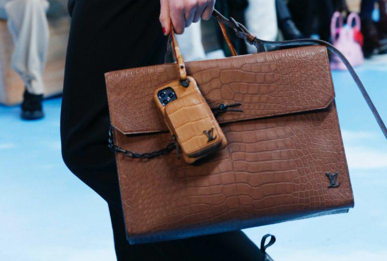Louis Vuitton F_w 2020 Foto Cortesía