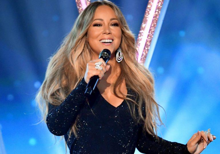 Mariah Carey cuatro décadas Getty Images