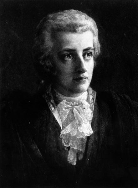 Mozart foto Getty Images