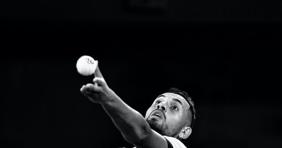 Nick Kyrgios incendios Australia foto Getty Images