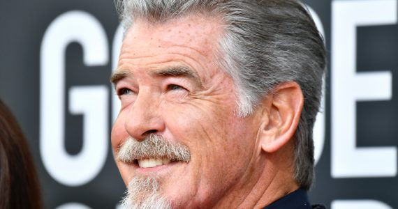 Pierce Brosnan icono de estilo Getty Images