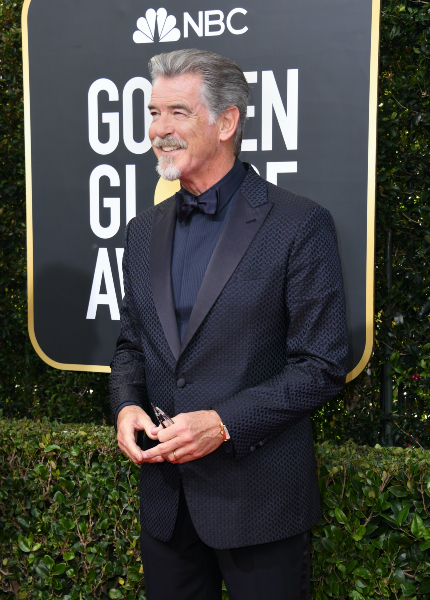Pierce Brosnan icono estilo Getty Images