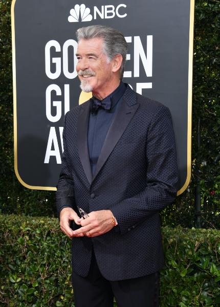 Pierce Brosnan icono estilo Getty Images