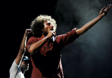 Rage Against The Machine Foto Getty Images