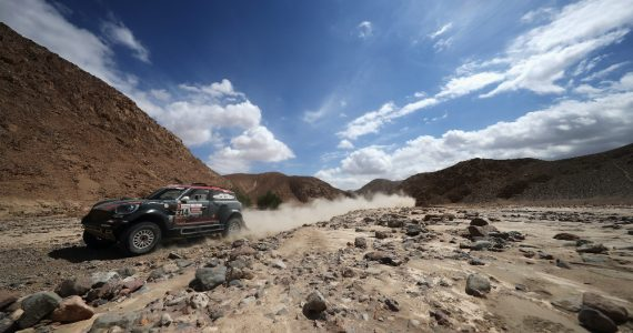Rally Dakar Foto Getty Images
