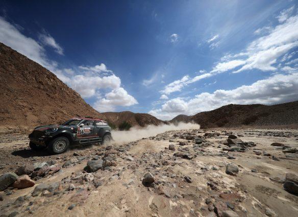 Rally Dakar Foto Getty Images