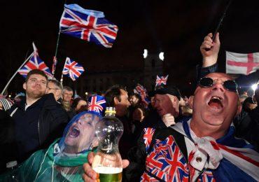 Reino Unido logró Brexit Foto Getty Images