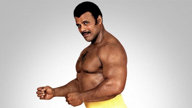 Rocky Johnson foto Cortesía WWE