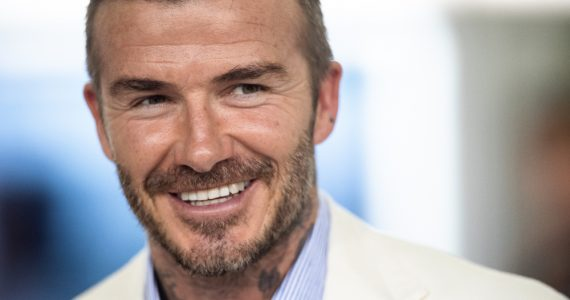 Rutina Grooming David Beckham Foto Getty Images