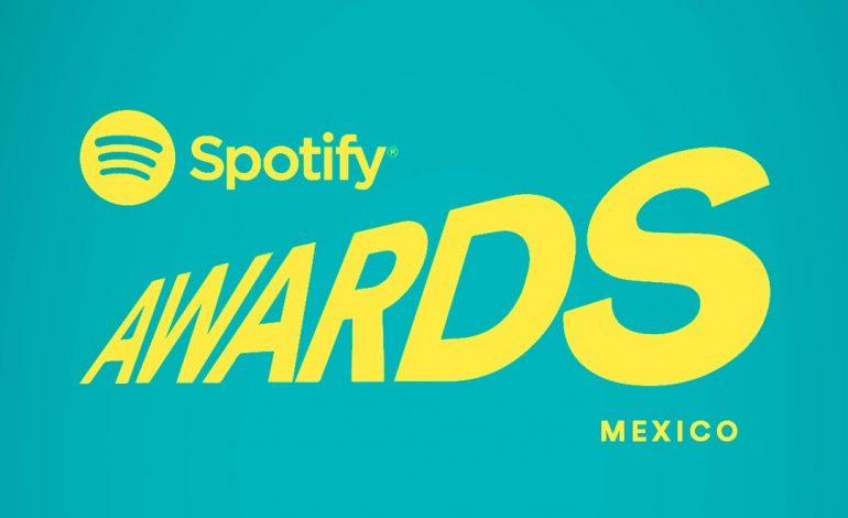 Spotify Awards Ciudad de México Foto Cortesía