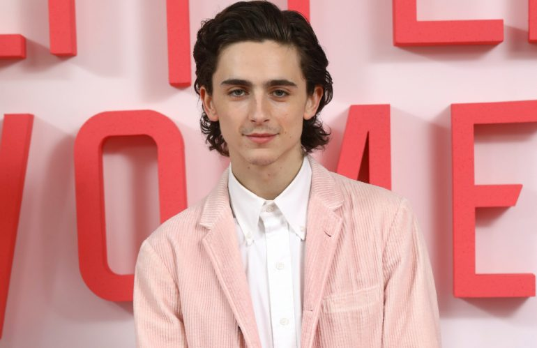 Timothée Chalamet Bob Dylan Foto_ Getty Images
