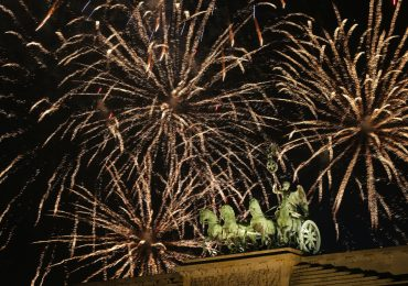año nuevo 2020 Foto Getty Images