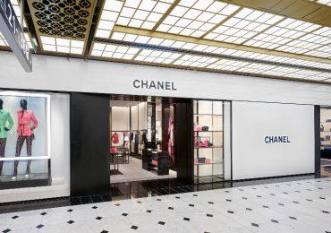 boutique Chanel Charles De Gaulle Foto Chanel