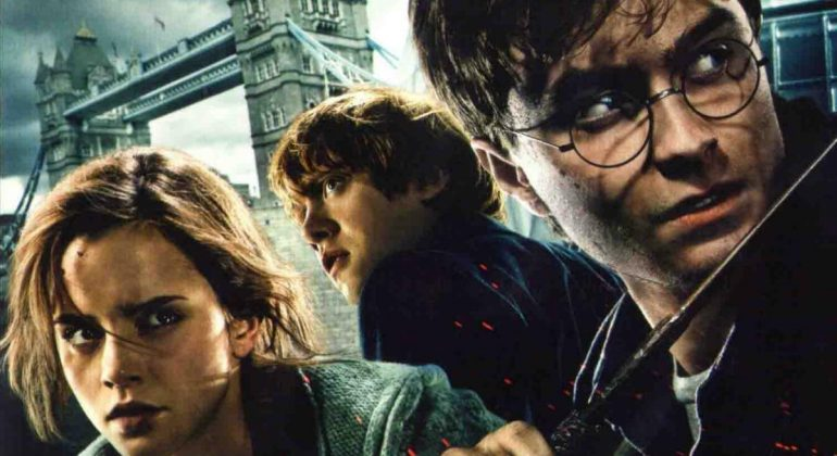 harry potter en Netflix Foto WB